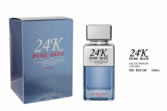 24K Pure Blue luxe herenparfum