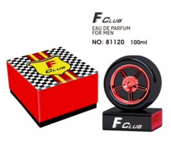 F1 Club Red luxe herenparfum
