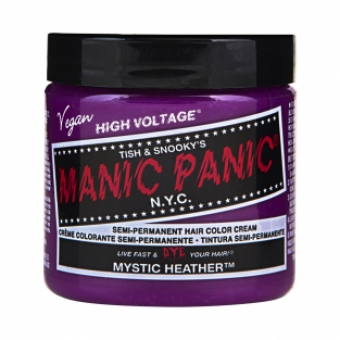 Manic Panic Mystic Heather Hair Color
