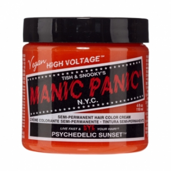 Manic Panic Psychedelic Suns Hair Color